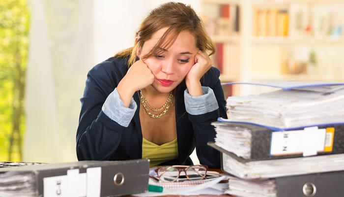 The Stressful Life of a Procrastinator